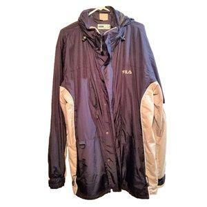 Fila Coat With Fleece Liner